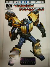 TRANSFORMERS ROBOTS IN DISGUISE #18 IDW 2013 1:10 JIMENEZ VARIANT COVER