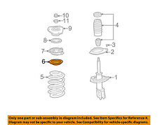 GM OEM Front Suspension-Coil Spring Insulator 22189860