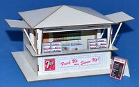 1:32 Scale Kit - 'Open 3-Sided' Cafe Hut - for Scalextric/Other Layouts