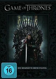 Game of Thrones - Die komplette erste Staffel [5 DVDs]   DVD   Zustand gut