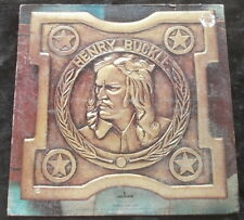 HENRY BUCKLE Self Titled USA LP (Rural Psych)