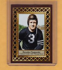 Bronko Nagurski, Chicago Bears/Wrestling Champion Fan Club serial numbered /300