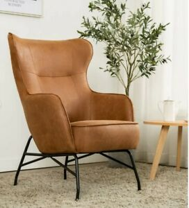 Armchair - wingback chair, 76 cm wide
