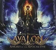 TIMO TOLKKI'S AVALON ANGELS OF THE APOCALYPSE BRAND NEW SEALED CD 2014