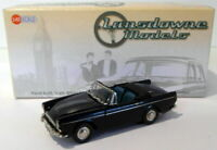 Lansdowne Models 1/43 Scale LDM94 - 1966 Sunbeam Tiger - Midnight Blue