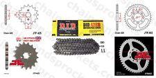Did- All Gold HD Chain Sprocket Kit 428hdgg 98 Fits Honda Trx90 X 12