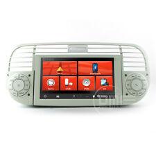 "Autoradio Fiat 500 6.2"" HD 1080P Berühren GPS Navigator DVD BT USB SD MirrorLink"