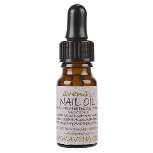 Nail Strengthening Oil 10ml-  With Lemon Essential Oil. Aids Use Of Nail Polish