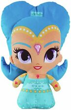 Shimmer & Shine Go Glow Pal Bed Night Light Up Soft Plush Toy Doll Nickelodeon