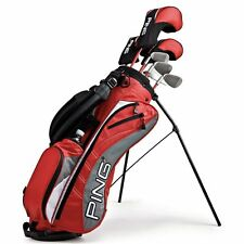"PING MOXIE G JUNIOR COMPLETE GOLF SET AGES 8-9/ HEIGHTS 48""-53"" - NEW"