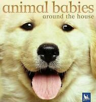 Animal Bebés Around The House Tablero Libros Vicky Weber