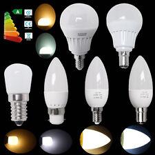 B15 E27 E14 B22 1.5W 3W 5W LED Globe Bulbs SMD Candle Bulb Spot Light Pygmy Lamp