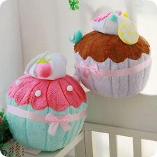 2019 Cartoon Cupcake Dessert Plush Soft Toys Doll Cushion Pillow Birthday Gift