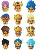 Saint Seiya Colle Chara 01,02 Gashapon Capsule Toy 12 set Kore characters Bandai