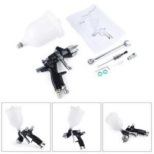 For Devilbiss GTI Pro High Quality T110 Spray Gun 1.3mm Nozzle Black Gravity