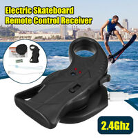 Water Electric Skateboard Remote Control Receiver Strap Motorized Longboard 2.4G