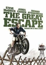 The Great Escape DVD 1963 Steve McQueen