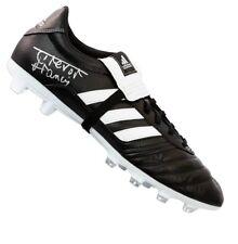 Trevor Francis Signed Football Boot - Adidas Gloro Autograph Cleat