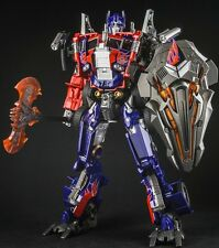 Transformers Commander Optimus Prime Toy Action Figure Doll Oversized
