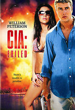 CIA: Exiled (DVD, Region 1) Very Good condition from personal collection!