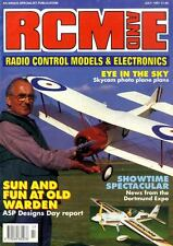 RADIO CONTROL MODELS & ELECTRONICS MAGAZINE 1991 JUL GRAUPNER CHIP KIT REVIEW