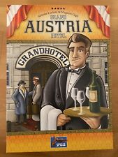 Grand Austria Hotel Brettspiel - Lookout Spiele - sehr guter Zustand