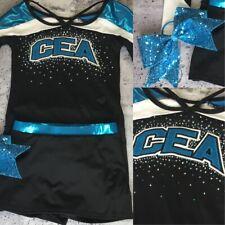 Real Cheerleading Uniform  CEA Allstar Youth Med
