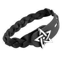 Alchemy Gothic Gaelic Plait Pewter Bracelet BRAND NEW