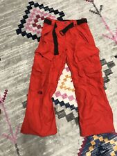 The North Face HYVENT  RED Ski Pant Men's Small