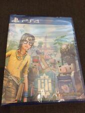 Lili (Sony PlayStation 4, 2017) Limited Run Games #77 LRG PS4 Brand New