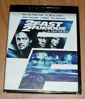 2 Fast 2 Furious 2 Auf Alles Gas 4K Ultra HD + Blu-Ray Versiegelt (Ohne Offen )