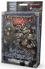 Summoner Wars - Bellor's Retribution Reinforcement Pack (New)