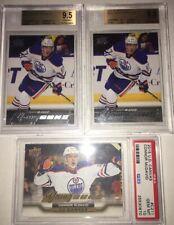 Hockey Card Mystery Packs! Connor McDavid Young Guns? (READ DESCRIPTION)