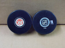 Detroit Red Wings FAREWELL TO JOE NEW 2017 NHL Team Autograph Model Hockey Puck