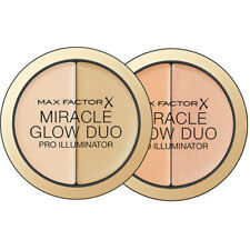 MAX FACTOR Miracle Glow Duo Pro Illuminator 11g - CHOOSE SHADE - NEW
