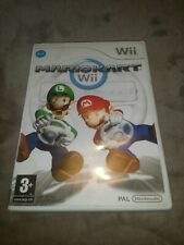 Mario Kart Wii - Case Only - free postage