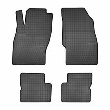 Fußmatten Auto Autoteppich passend für Opel Corsa D 2006-2014 Set CACZA0202
