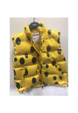 GILET PIUMINO MOSCHINO SPONGEBOB TG 38 40 NEW TAGS COAT SOLD OUT POIS SMANICATO