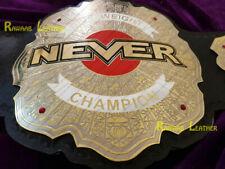 IWGP Never open Championship Belt Brand New Wrestling Title