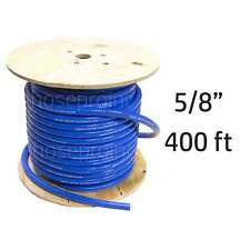 "400 ft 5/8"" ID FlexFab Silicone Heater Hose 5526 Blue 16mm 350F Radiator Coolant"