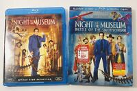 Night At The Museum Blu Ray Set Ben Stiller