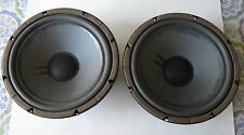 "VINTAGE 8"" WOOFERS Pair from KLH CL-2 Speakers"
