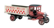 Woodland Scenics D218 1 x Grain Truck 1914 Kit  H0 Gauge/1/87 Scale) 1st Class P