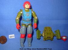 1987 FAST DRAW Mobile Missle Specialist GI Joe 3 3/4 inch Figure