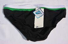 Mens' Young Mens' Swimwear Speedo Black Size 36