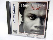 CD - Dean Gains I Smell Moke LIVE DG-1001 SIGNED Autographed - PG Rated 2000