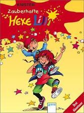 Zauberhafte Hexe Lilli: Hexe Lilli für Erstleser. Drei spannende Geschic ... /5