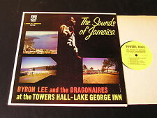 Byron Lee And The Dragonaires At The Towers Hall - 1964 Ska LP - CLEAN!