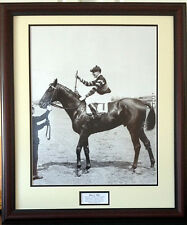 Man o' War 1920 Belmont Stakes Photo 16x20 Framed New!!