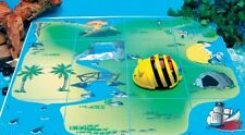 Bee-Bot Mat:  Treasure Island for your Bee Bot floor robot (TJG)